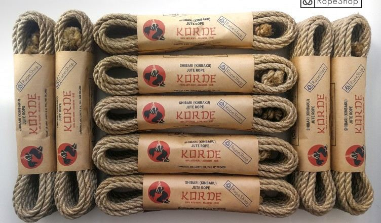 shibari rope set Korde advance