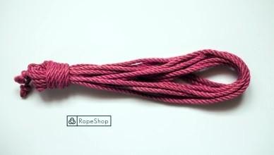 веревка для шибари Korde-dark-red