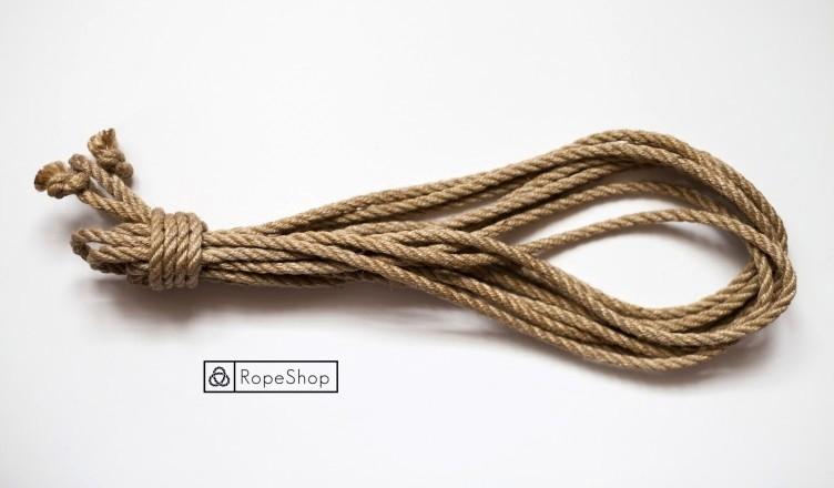 Korde shibari jute rope