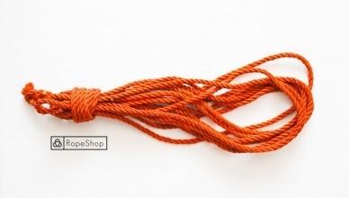 веревка для шибари Korde-orange