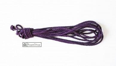 веревка для шибари фиолетовая
