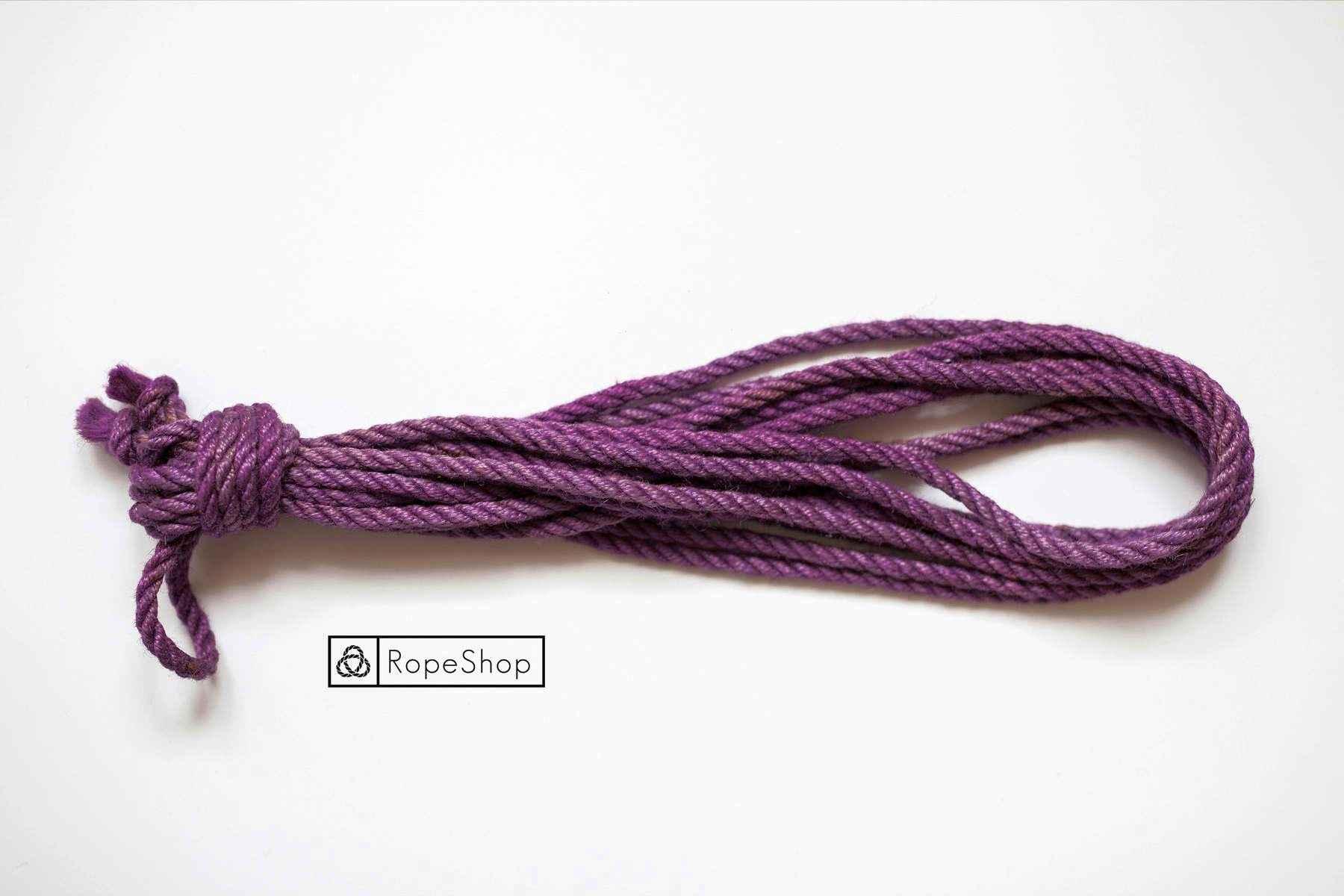Джутовая веревка для шибари Korde