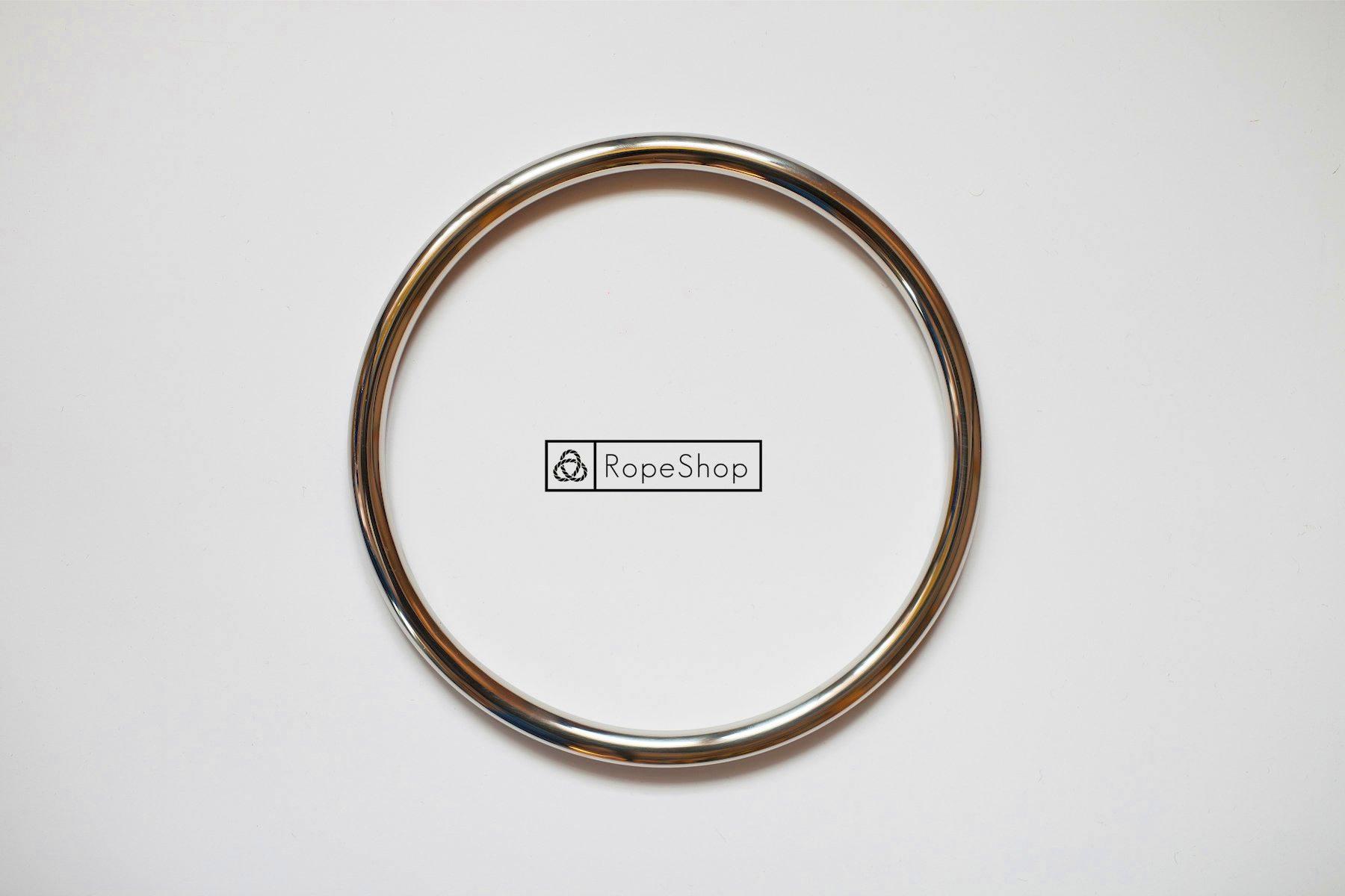 Кольцо бондажное, металлическое, 25 см