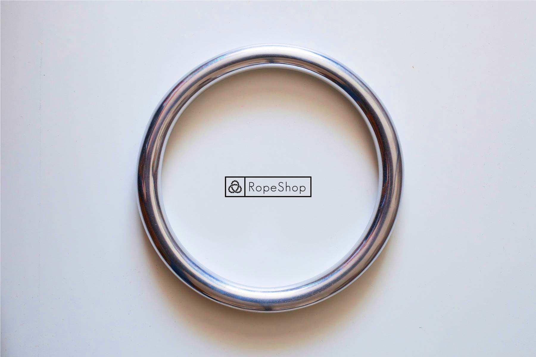 Кольцо бондажное, алюминиевое, 25 см